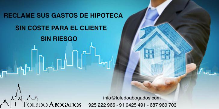 Inicio for Reclamacion hipoteca suelo